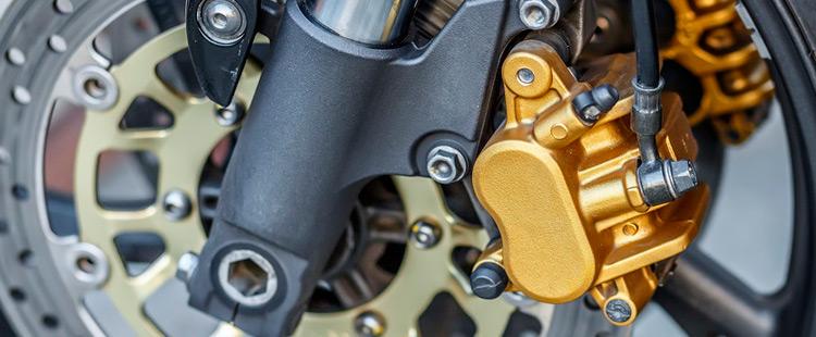 Revisión de frenos de tu moto en Barcelona ❘ Fast Bikes. 246542cc20e